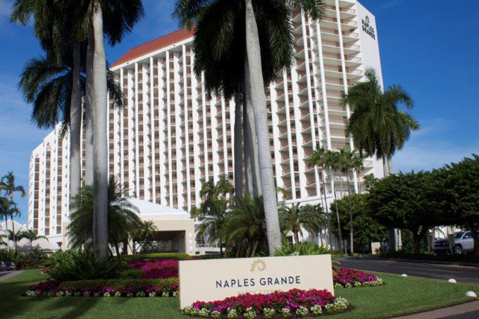 Airport Shuttle to and from Naples Grande Hotel in and near Florida