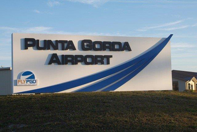 Airport Shuttle to and from Naples to Punta Gorda Airport in and near Florida