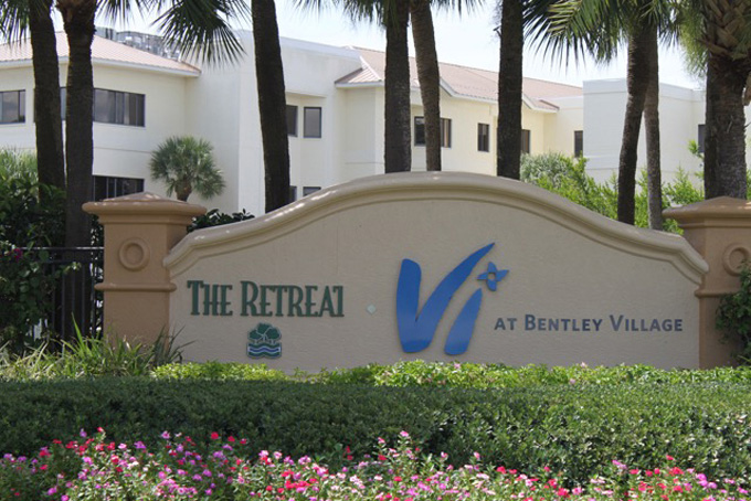Shuttle to Assisted Living The Retreat at Bentley Village in and near Naples Florida