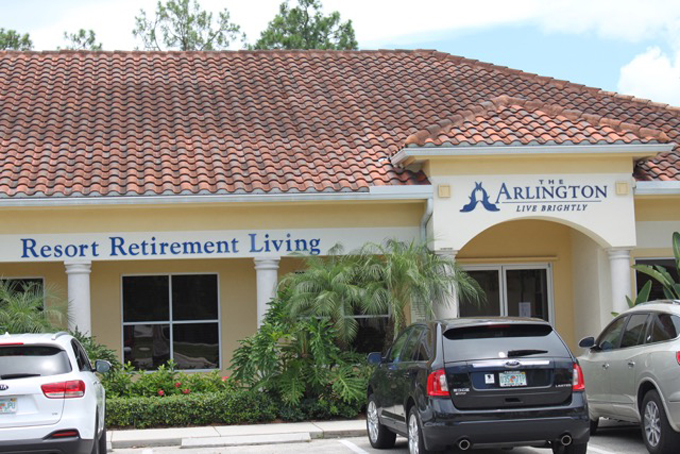 Shuttle to Assisted Living The Arlington in and near Naples Florida
