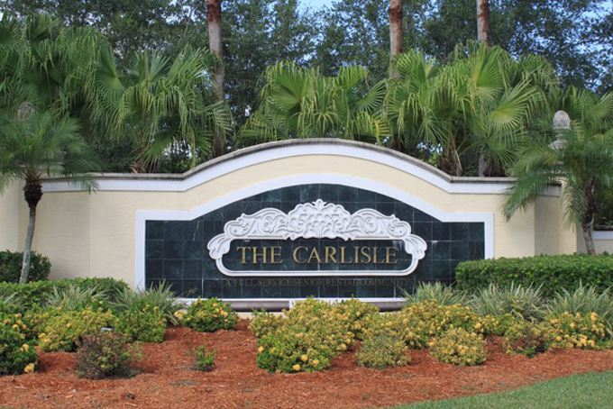 Shuttle to Assisted Living The Carlisle in and near Naples Florida