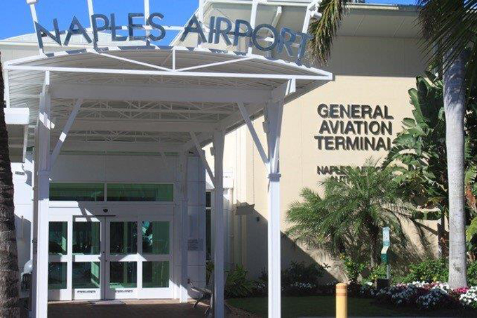 Airport Shuttle to and from Naples to Naples Municipal Airport in and near Florida